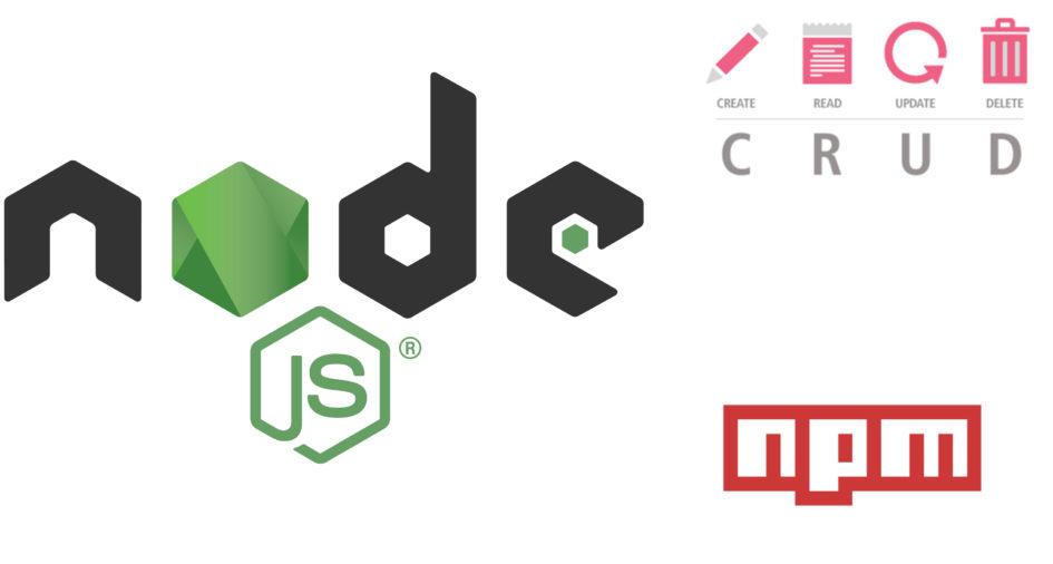 Node JS – Projecto esqueleto, MVC y CRUD – Mi Camino Master
